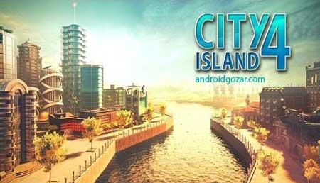 City Island 4: Sim Tycoon 1.6.9 دانلود بازی جزيره شهر 4 اندروید + مود