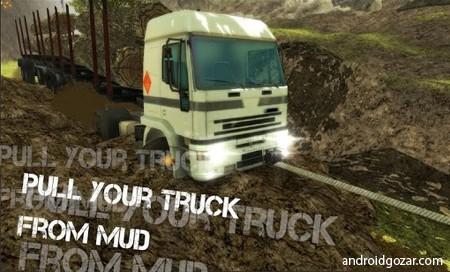 دانلود Truck Simulator : Offroad 1.2.1 – بازی شبیه ساز کامیون اندروید