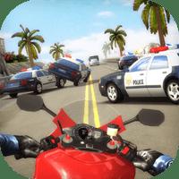 Highway Traffic Rider 1.7.3 دانلود بازی موتور سواری در بزرگراه اندروید + مود