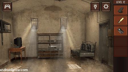 Alcatraz Escape 1.1 دانلود بازی فکری فرار از آلکاتراز