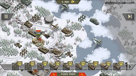 1941 Frozen Front Premium 1.12.2 دانلود بازی نظامی جبهه محکم اندروید + مود