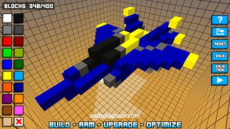 Hovercraft: Takedown 1.5.3 دانلود بازی مسابقه ای هاورکرافت: تخریب + مود