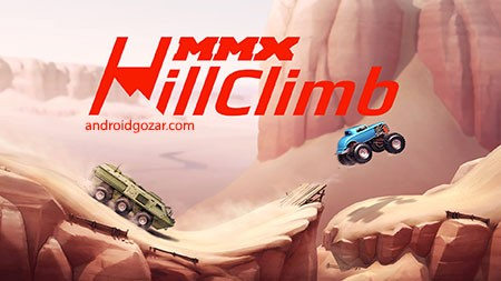 MMX Hill Dash 1.0.6169 دانلود بازی صعود به تپه با ماشین و کامیون + مود