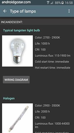 Lighting calculations Pro 3.4.1 محاسبات روشنایی و نورپردازی