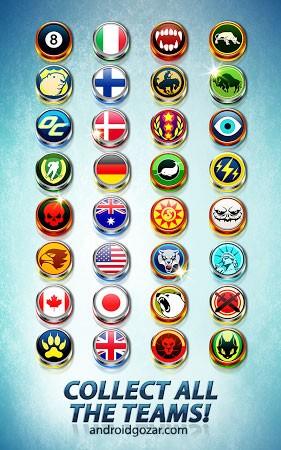 دانلود Hockey Stars 1.8.0 بازی ستاره های هاکی اندروید