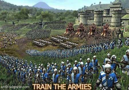 Empire: War of Kings 0.1.85 دانلود بازی امپراتوری: جنگ پادشاهان