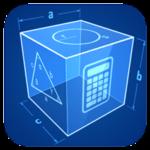 Geometry Calculator 2.5 دانلود نرم افزار محاسبات اشکال هندسی