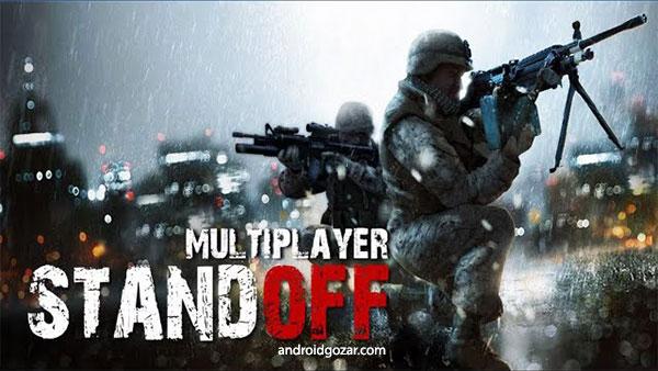Standoff: Multiplayer 1.22.0 دانلود بازی چند نفره بن بست اندروید + مود + دیتا