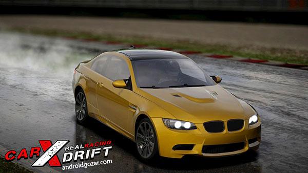 Car Drift X Real Drift Racing 1.2.3 دانلود بازی مسابقه اتومبیل رانی سرعت+مود