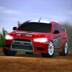 Rush Rally 2 1.130 دانلود بازی رالی ماشین سواری اندروید + مود