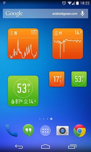 دانلود Smart Thermometer Pro 3.0.6 – دماسنج هوشمند اندروید