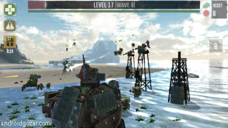 War Tortoise 1.00.05.0 دانلود بازی لاک پشت جنگی + دیتا