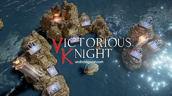 Victorious Knight 1.7.3 دانلود بازی شوالیه پیروز + دیتا