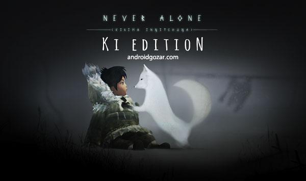 Never Alone: Ki Edition 1.0.0 b30728 دانلود بازی هرگز تنها نیستی + دیتا