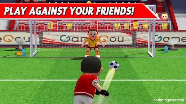 Perfect Kick 2.3.6 دانلود بازی ضربات پنالتی فوتبال اندروید