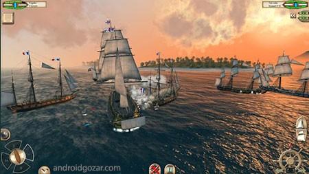 The Pirate: Caribbean Hunt 9.0 دانلود بازی دزدان دریایی شکار کارائیب+مود