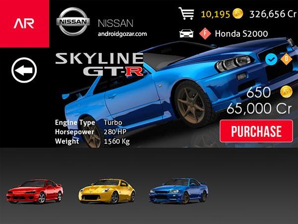 دانلود Assoluto Racing 2.6.1 بازی مسابقات ماشین سواری اندروید + مود