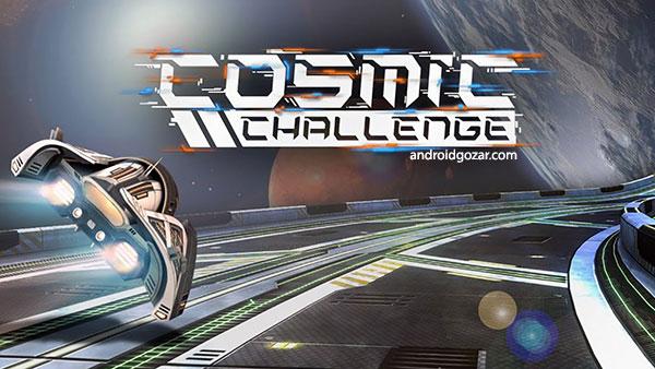 Cosmic Challenge Racing 2.994 دانلود بازی چالش کیهانی اندروید + مود