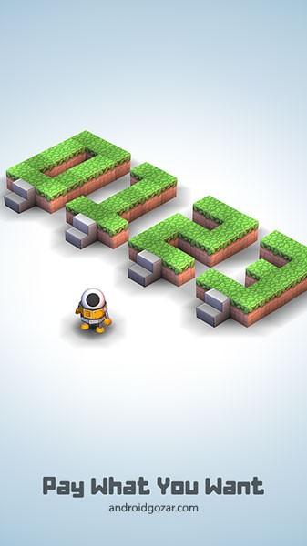 Mekorama 1.1 دانلود بازی مکوراما ؛ کمک به ربات کوچک گم شده