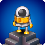 دانلود Mekorama 1.4.6 بازی مکوراما ؛ کمک به ربات کوچک گم شده
