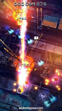 دانلود Sky Force Reloaded 1.95 – بازی نیروی هوایی اندروید + مود
