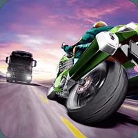 Traffic Rider 1.61 دانلود بازی موتور سواری برای اندروید + مود