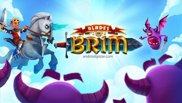 Blades of Brim 2.7.1 دانلود بازی شمشیرهای بریم اندروید + مود