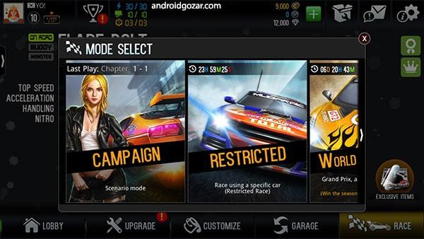 Re-Volt 3 2.21.1 دانلود بازی مسابقه ماشین جنگی آر سی اندروید