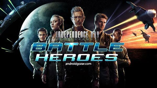 Independence Day Battle Heroes 1.0 دانلود بازی قهرمانان نبرد روز استقلال