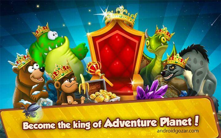 Adventure Planet 1.1.1 دانلود بازی سیاره ماجراجویی + دیتا