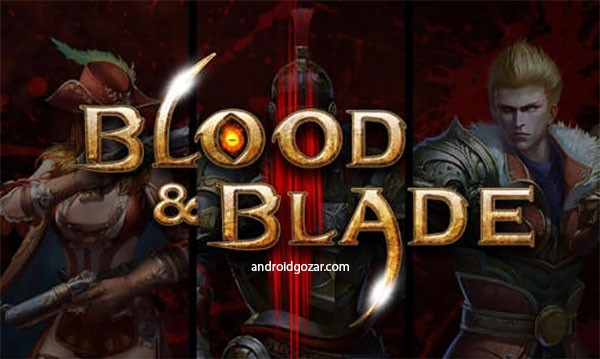 Blood & Blade 1.4.4 دانلود بازی مبارزه ای خون و شمشیر + مود