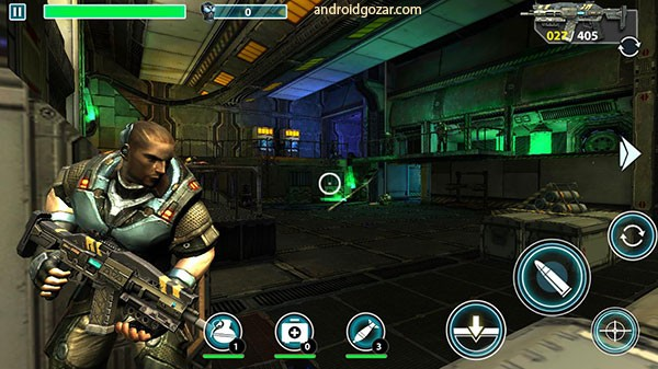 Strike Back: Elite Force 1.41 دانلود بازی اکشن بازگشت اعتصاب اندروید + مود