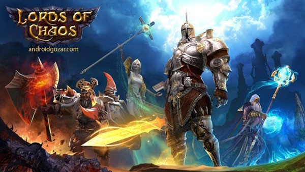 Lords of Chaos 1.0.0.48 دانلود بازی اربابان هرج و مرج