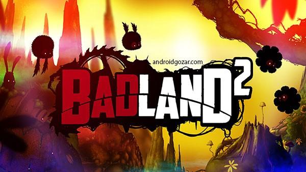 BADLAND 2 1.0.0.1053 دانلود بازی ماجراجویی بدلند 2 اندروید + مود