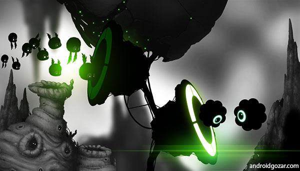 BADLAND 2 1.0.0.1062 دانلود بازی ماجراجویی بدلند 2 اندروید + مود