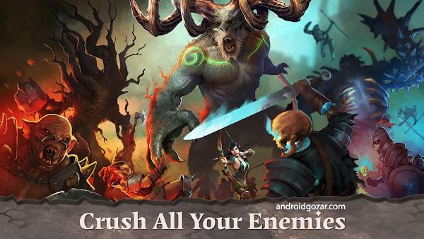 Emporea 0.2.184 دانلود بازی استراتژیک جنگجویان مبارز اندروید