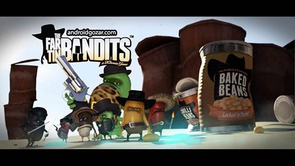 Far Tin Bandits 1.0 دانلود بازی اکشن راهزنان قوطی + دیتا