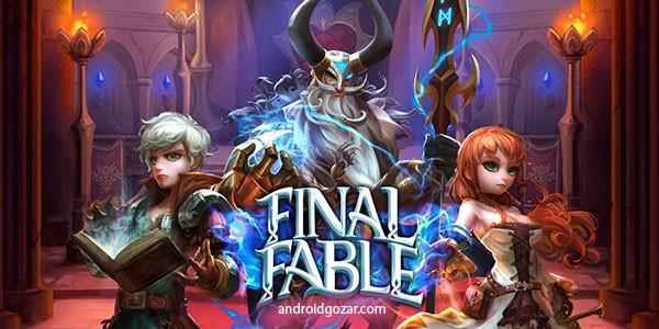 Final Fable 2.1.21 دانلود بازی جنگی افسانه نهایی