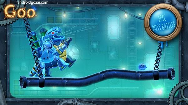 Goo Saga 1.18 دانلود بازی ماجراجویانه حماسه گو + مود + دیتا