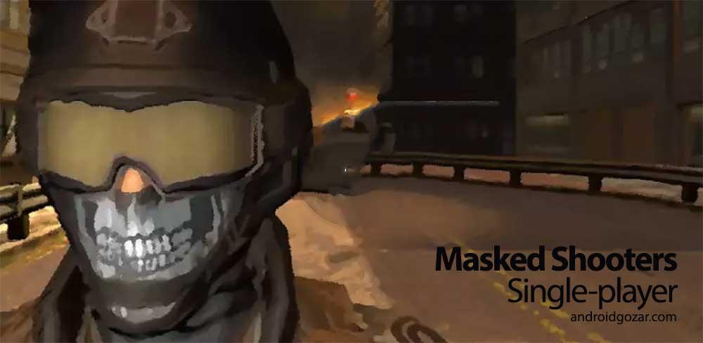 Masked Shooters Single-player 1.16 دانلود بازی تیراندازان نقابدار