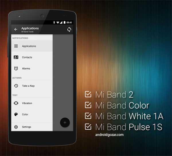 دانلود Tools & Mi Band 6.0.0 برنامه دستبند هوشمند می بند اندروید