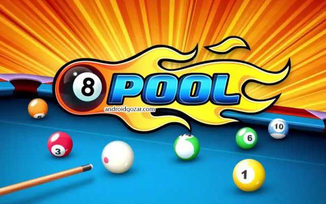 دانلود 8 Ball Pool 4.8.5 بهترین بازی بیلیارد اندروید + مود