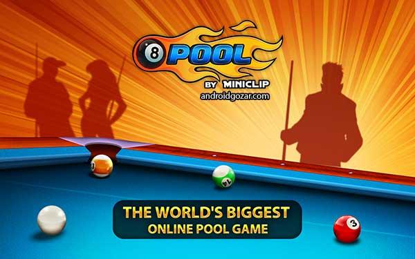 دانلود 8 Ball Pool 5.5.6 – بهترین بازی بیلیارد اندروید + مود