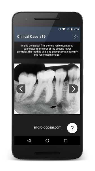 Oral Radiology 1.1.0 دانلود نرم افزار رادیولوژی دهان و دندان