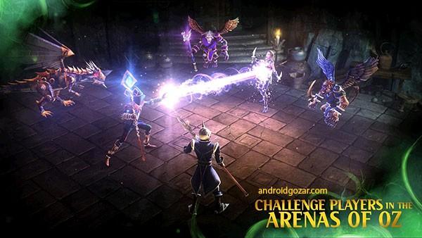 Oz: Broken Kingdom 3.1.1 دانلود بازی پادشاهی شکست خورده + مود