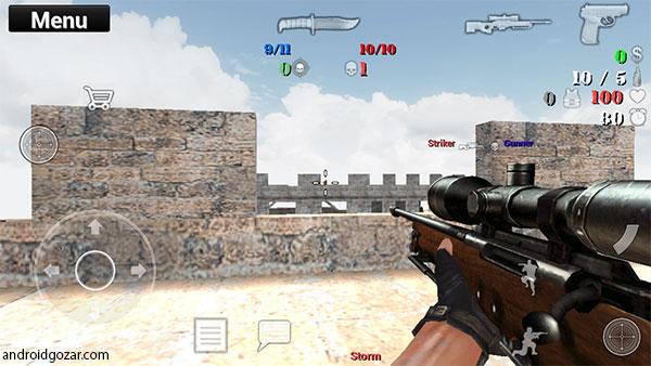 Special Forces Group 2 4.0 دانلود بازی گروه نیروهای ویژه اندروید + مود
