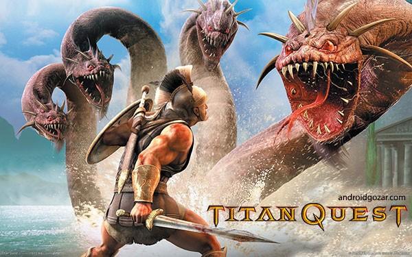 Titan Quest 1.0.1 دانلود بازی اکشن تلاش تیتان + مود + دیتا