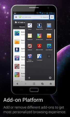 دانلود UC Browser 13.4.0.1306 – مرورگر یوسی بروزر اندروید