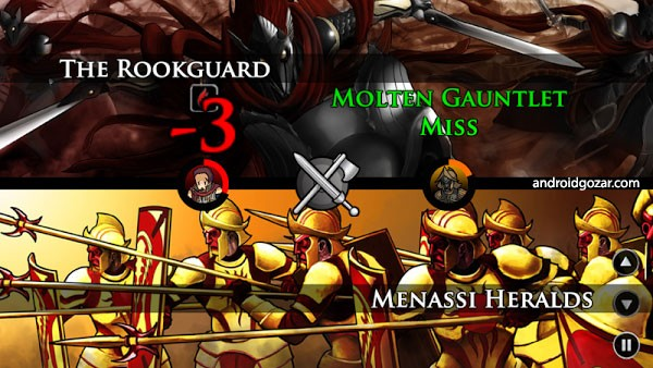 RAVENMARK: Scourge 1.17 دانلود بازی استراتژی راونمارک: تازیانه+دیتا