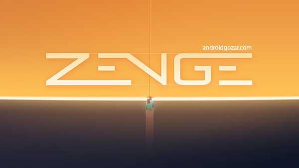 Zenge 1.03 دانلود بازی فکری با گرافیک زیبا و موسیقی جذاب + مود آنلاک